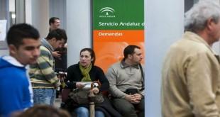 Imagen de archivo de una oficina del SAE en Córdoba.