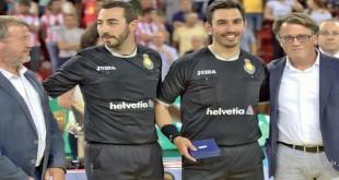 Roberto Mendoza, a la liga Asobal BUENO