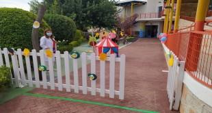 Imagen de archivo de una Escuela Infantil de Baena. Foto: TV Baena.