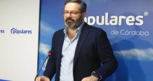 Adolfo Molina, presidente del Partido Popular de Córdoba.