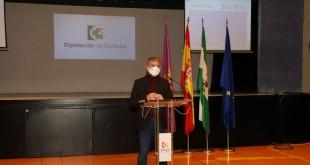 El presidente del IPBS, Francisco Ángel Sánchez, en su comparecencia de ayer.