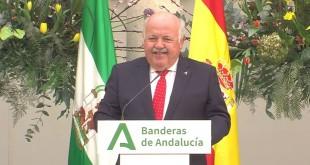 Imagen de archivo del consejero de Salud, Jesús Aguirre. Foto: Junta de   Andalucía.