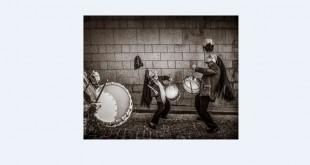 'Al unísono' de Javier Domingo Luque. Fotografía ganadora en 2019 del XVI  Certamen fotográfico sobre el Judío de Baena.