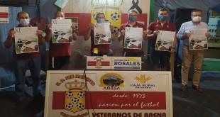 Presentación del XI Gol Solidario de la UD San Francisco. Foto: TV Baena.