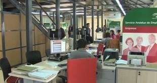 Oficina del SAE en Baena. Foto de archivo: TV Baena.